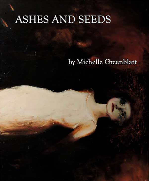 Book Cover - Ashes and Seeds